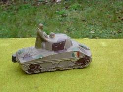 1 Sherman plâtre France