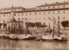 Porto Ripa grande 1850 Giorgio Pasetto