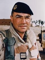 Colonel Thorette à Al Salman