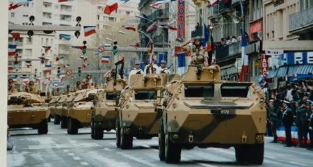 57 Défilé à Toulon