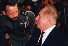 Marcel Bigeard, Carcassone, Saint-Michel 1995