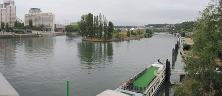 Panorama Seguin