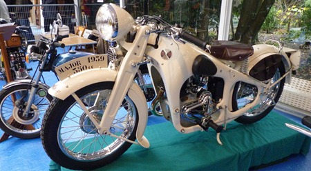 Gnome Rhone Major 1939 350 cc
