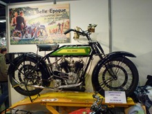 Royal Enfield 1000 V-twin 1924