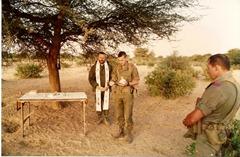 Messe au Tchad
